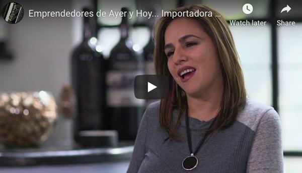 vídeo emprendedores de ayer y hoy UCERO